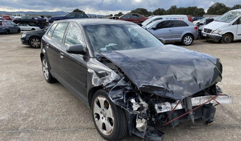 Audi A3 Sportback 1.6 FSI lleno