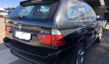 BMW X5 3.0 lleno
