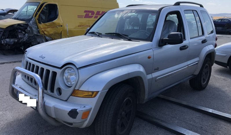 Jeep Cherokee 2.5 CRD lleno