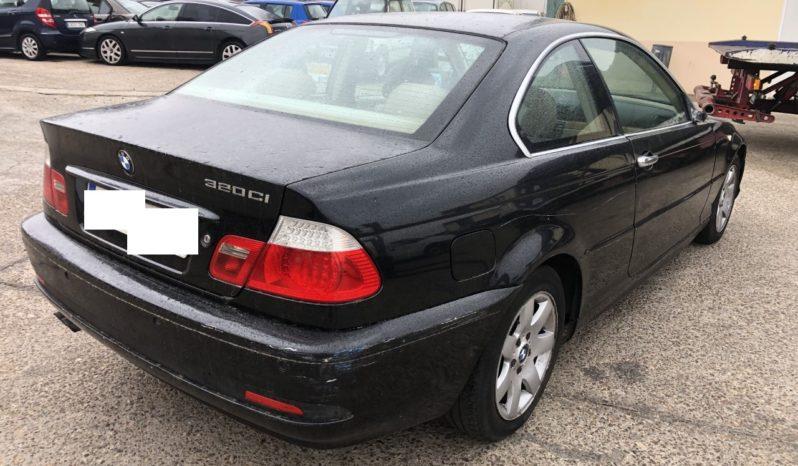 BMW 320 CI E46 lleno