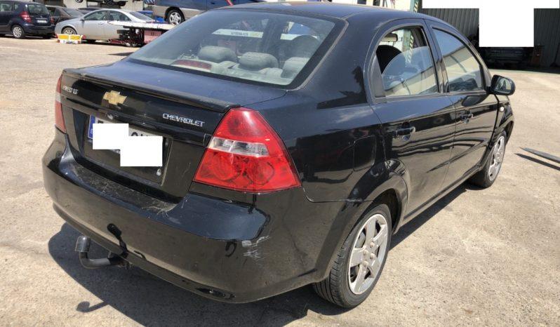 Chevrolet Aveo 1.4 lleno