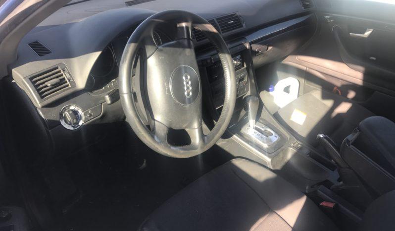 Audi A4 1.8 Turbo B7 lleno