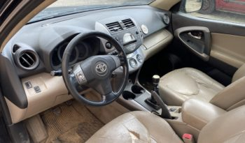 Toyota Rav 4 2.2 D4D 2009 lleno