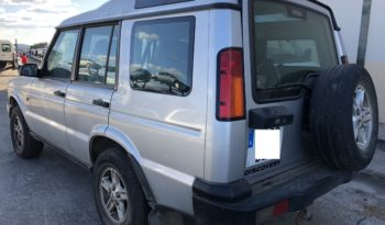 Land Rover Discovery TD5 lleno