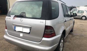 Mercedes Ml 270 CDI W163 lleno