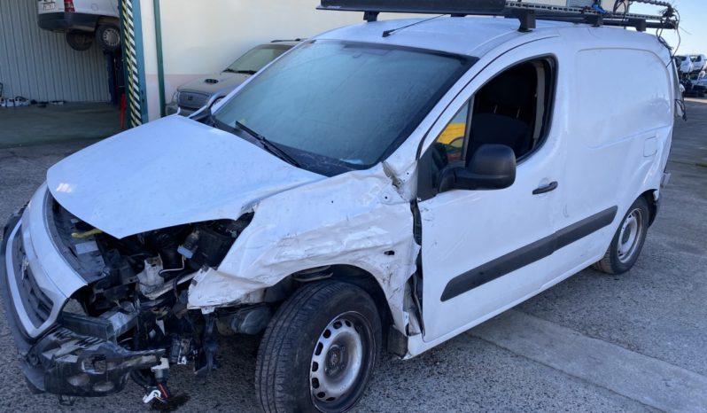 Peugeot Partner 1.6 HDI 2018 lleno