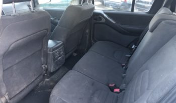 Nissan Pathfinder 2.5 DCI lleno