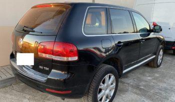 Volkswagen Touareg 2.5 TDI lleno