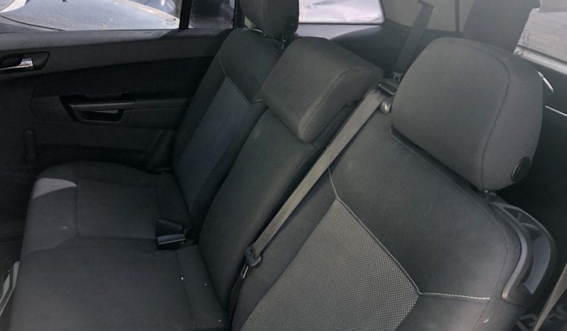 Opel Zafira 1.7 CDTI 2009 lleno