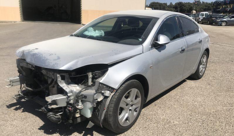 Opel Insignia 2.0 CDTI lleno