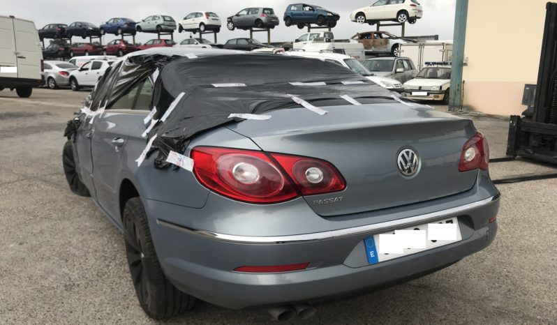 Volkswagen Passat CC 2.0 TDI lleno