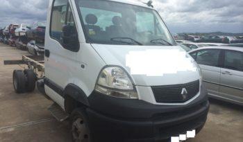 Renault Mascott 160.35 lleno