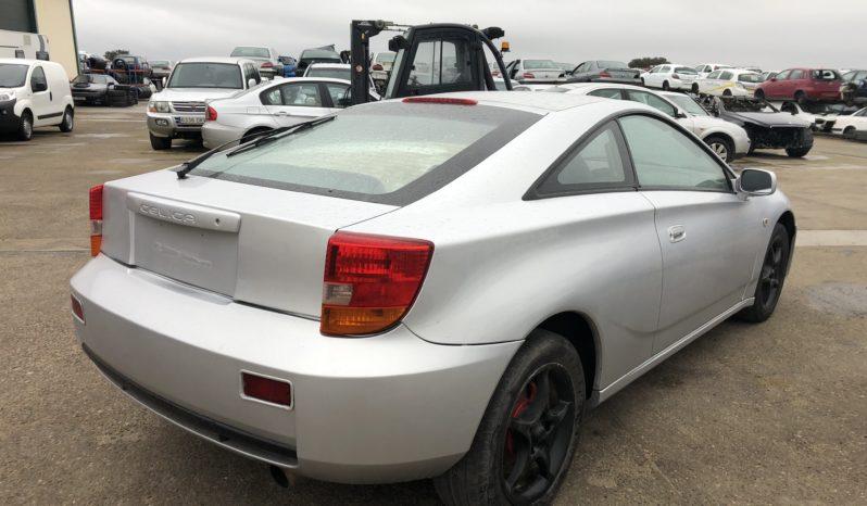 Toyota Celica 1.8 VVTI lleno