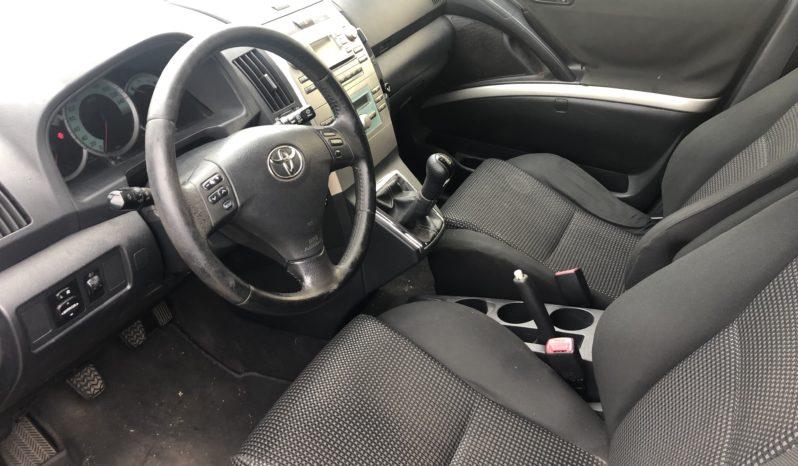 Toyota Corolla Verso 2.2 D-CAT 177 CV lleno