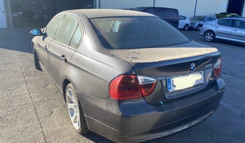 BMW 320 D E90 lleno
