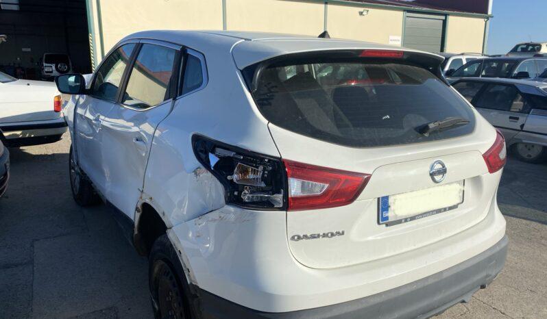 Nissan Qashqai 1.6 DCI lleno