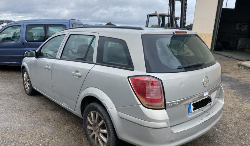 Opel Astra H 1.7 CDTI lleno