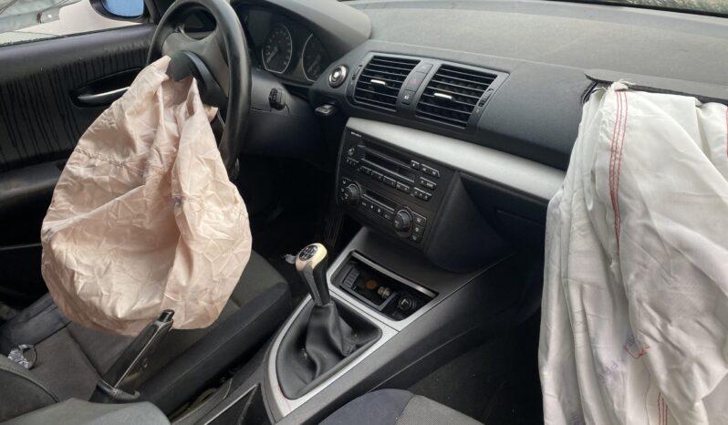 BMW SERIE 116 I lleno