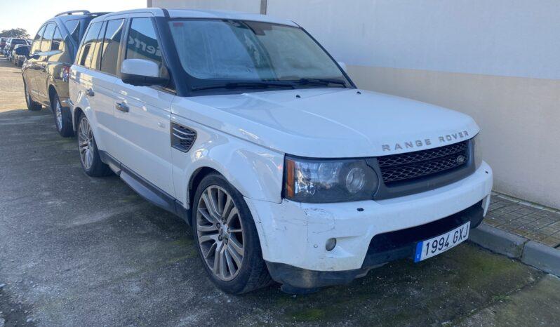 Land Rover Range Rover Sport 3.0 HSE 245 CV lleno