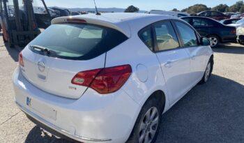 Opel Astra J 1.7 CDTI lleno