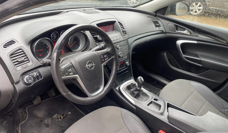 Opel Insignia 2.0 CDTI Ecoflex lleno