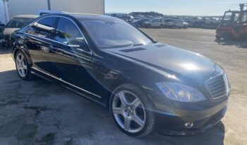 Mercedes S 320 CDI W221 AMG lleno