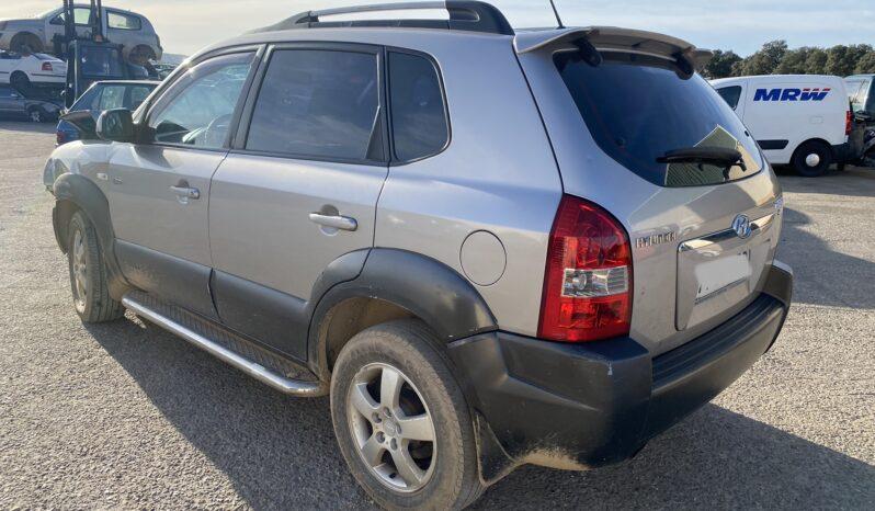 Hyundai Tucson 2.0 CRDI lleno