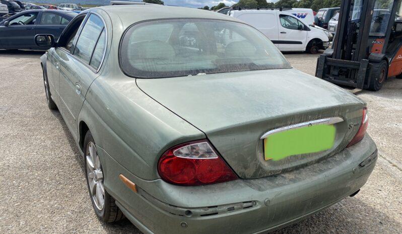 Jaguar S-Type 4.0 V8 lleno