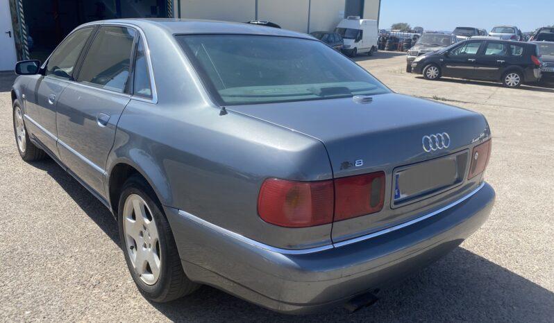 Audi A8 4.2 V8 lleno