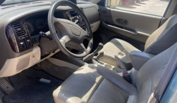 Mitsubishi Montero Sport 2.5 TDI lleno