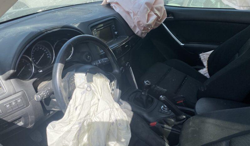 Mazda CX 5 Skyactiv lleno