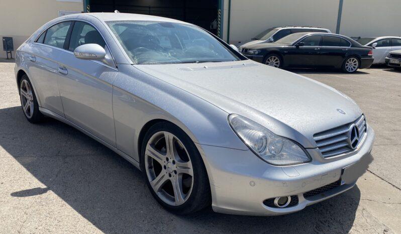 Mercedes Benz CLS 350 CGI lleno